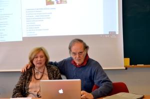 Claude Anttia et Jean-Louis Tarrou