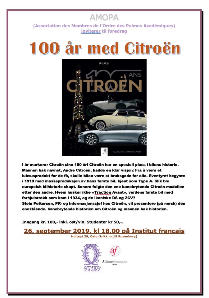 Citroën 100