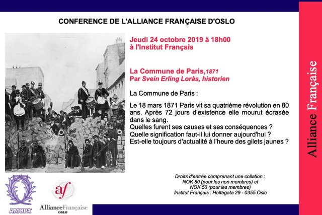 invitation octobre 2019